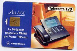 Télécarte 120 Unités N° F570 France 06/95 - Sillage - France