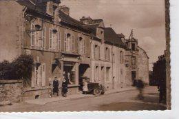 Plumeliau..animée..la Grande Rue..café-tabac..voiture Ancienne - Frankreich
