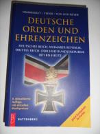 Livre Sur Les Insignes Allemand De 1871 à 1990 - Allemand