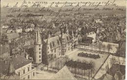 NEVERS. G. D. 1 - VUE PANORAMIQUE SUR LE PALAIS DUCAL ET LA VILLE - Nevers