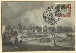 725 Jahre Stadt Spandau   MiNr 159  Ersttag Stempel - [5] Berlijn