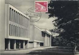 Freïe Universität  MiNr 146   Ersttag Stempel   Echte Photo - [5] Berlijn