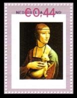Postfrisse Persoonlijke Postzegel CENDRIS 2007 Leonardo Da Vinci - Dame Met Hermelijn - Netherlands