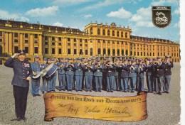 B75664 Wien Schloss Chonbrunn2 Scans - Château De Schönbrunn