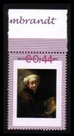Postfrisse Persoonlijke Postzegel CENDRIS 2007 Rembrandt Van Rijn - Zelfportret 1661 - Netherlands