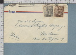 B9902 SPAIN Postal History 2 1 PTA HOTEL FENIX MADRID - 1931-Today: 2nd Rep - ... Juan Carlos I