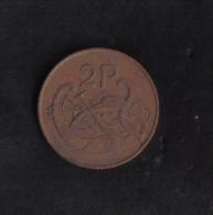 IRELAND - 1971 2p COIN - Ireland