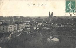 LUNEVILLE  - 54 -  Une Vue Générale De La Ville  - Jl - - Luneville