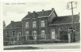 Avin - Ecole Communales  ( Voir Verso ) - Hannut
