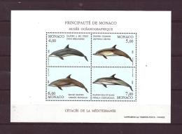 Monaco Bloc Feuillet N°56  Neuf ** Sans Charnière  Cote 17€ - Bloques