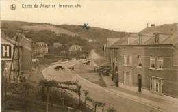 Hermeton S/Meuse - Entrée Du Village - Hastière