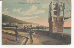 79. Bastia, Promenade Des Quais - Bastia