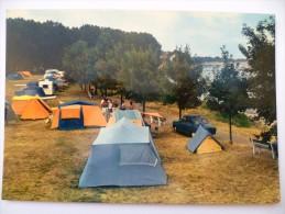 45 : Meung-sur-Loire - Le Camping - Animée - Plan Inhabituel  - (n°878) - France