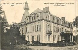 43 Le Château De CHASSAGNES Restauré Près Paulhaguet - France