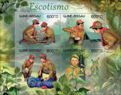Guinea Bissau. 2012 Scouting. (606a) - Scouting