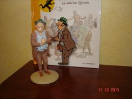 EDITION MOULINSART  LE SENHOR OLIVEIRA DA FIGUEIRA DANS TINTIN  ET LES CIGARES DU PHARAON - Tintin