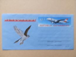 A3216     AEROGRAMME  AUTRICHE - Arends & Roofvogels