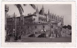 Palma De Mallorca - La Catedral Y Palacio De La Almudaina - Palma De Mallorca