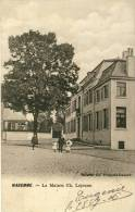 Waremme - La Maison Ch. Lejeune -1906 ( Voir Verso ) - Waremme