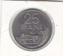 25 BANI Nickel 1966 - Roumanie