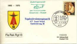 Envelop / Kuvert Deutsche Bundespost Berlin - 1970 - Brieven En Documenten