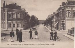 HAZEBROUCK:LA RUE NATIONALE - Hazebrouck