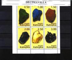 KALM, MINERALES(2), 6 VAL, CINDERELLAS - Minéraux & Fossiles