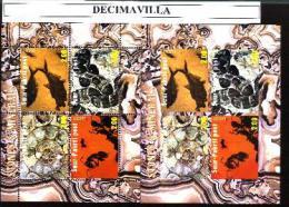 EST, MINERALES. H.B. DENTADA Y SIN DENTAR, CINDERELLAS - Minerales & Fósiles
