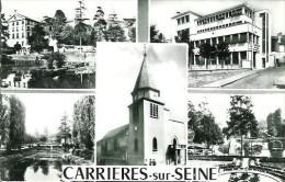 78 CARRIERES-sur-SEINE Multivues - Carrières-sur-Seine