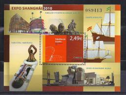 SHANGAI'10 - ESPAÑA 2010 - Yvert #H184 - MNH ** - 2010 – Shanghai (China)