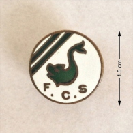 Badge / Pin ZN000022  - Football (Soccer / Calcio) France FC Sete - Voetbal