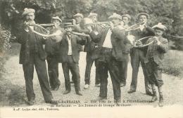 Loures Barbazan :  , Les Joueurs De  Trompe De Chasse - France