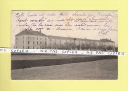 *  CPA..( Dépt 17 )..ile De Ré - St - MARTIN : La Caserne D'infanterie  -  Voir Les 2 Scans - Barracks