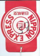 Japon/ Etiquette De Valise /Nippon Express /Japan / Années 1970-80      JAP11 - Hotel Labels