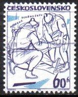 CZECHOSLOVAKIA 1965 Sports Events - 60h Mountain Rescue Service FU - Checoslovaquia
