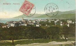 LIGURIA - BORDIGHERA  (IMPERIA) -  Panorama (litho A Colori) - Imperia