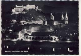 SALZBURG - Vom Imberg Bei Nacht - Salzburg Stadt