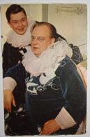 SOVIET CIRCUS. 1960s. ANIMAL TRAINER YURI DUROV WITH HIS SON. RARE!!! - Cirque