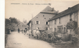OFFEMONT - Maison Lamboly - Offemont