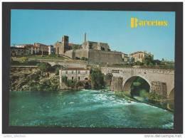 POSTCARD 1960years BARCELOS & WATERMILL MILLS RIO CÁVADO PORTUGAL - Moulins à Eau