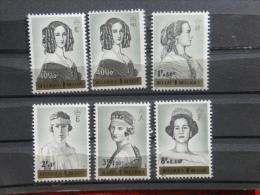 N° 1233/38. Koninginnen - Reines. ** - Ongebruikt
