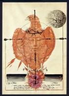PIERRE-YVES TREMOIS - THE EAGLE OF PATMOS - L´APOCALYPSE - JOSEPH FORET 1964 - Illustratori & Fotografie