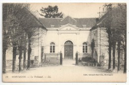61 - MORTAGNE - Le Tribunal - LL 13 - Mortagne Au Perche