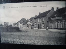 BOECHOUT - Statiestraat - Verzonden 1913  - Opschrift Meubelmaker - Hermans - Lot BA 43 - Boechout