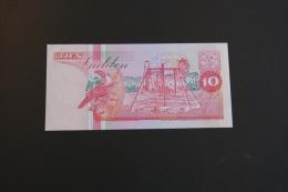 10 Gulden 1996 UNC - Suriname