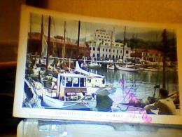 TASMANIA HOBART CONSTITUTION DOCK PESCHERECCI PENTOTHAL PORTO  BACHE  SHIP  V1965  EH1866 Segno  Rosso - Hobart