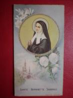 -  SAINTE BERNADETTE SOUBIROUS - - Images Religieuses