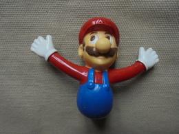 Ancienne Figurine De Mario Nintendo 1999 Publicité Kellogg's - Video Games