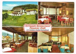G2693 Beerfelden Gammelsbach - Terrassen Restaurant Pension Cafè / Non Viaggiata - Germania