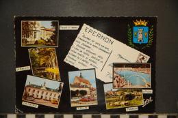 CPM 28 SOUVENIR D'EPERNON MULTIVUES- Estel - Other Municipalities